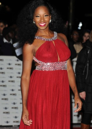 Jamelia - 2014 MOBO Awards in London