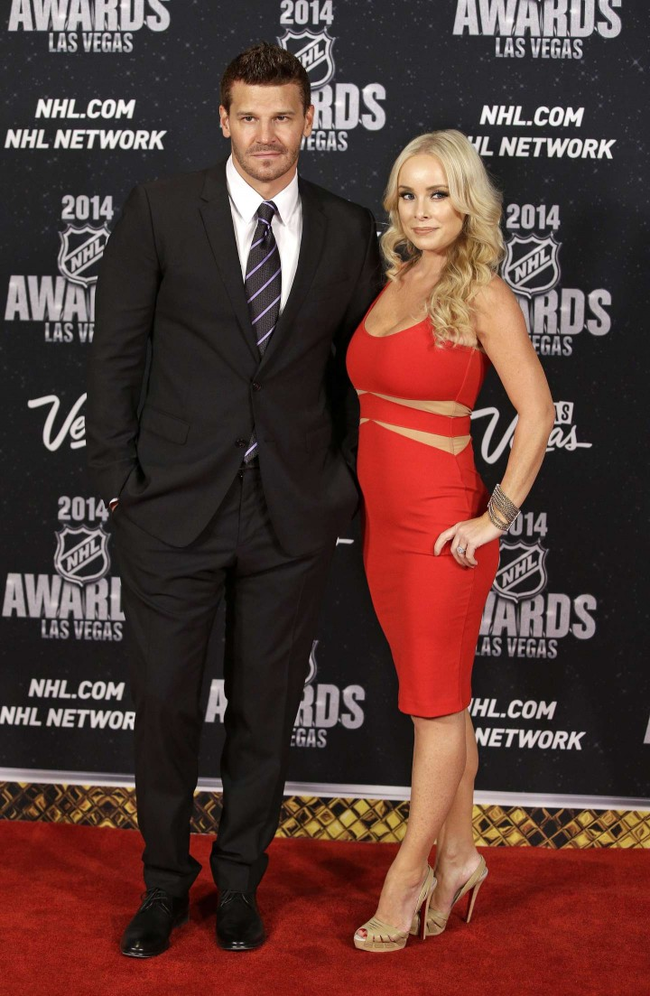 Jamie Bergman: 2014 NHL Awards -02