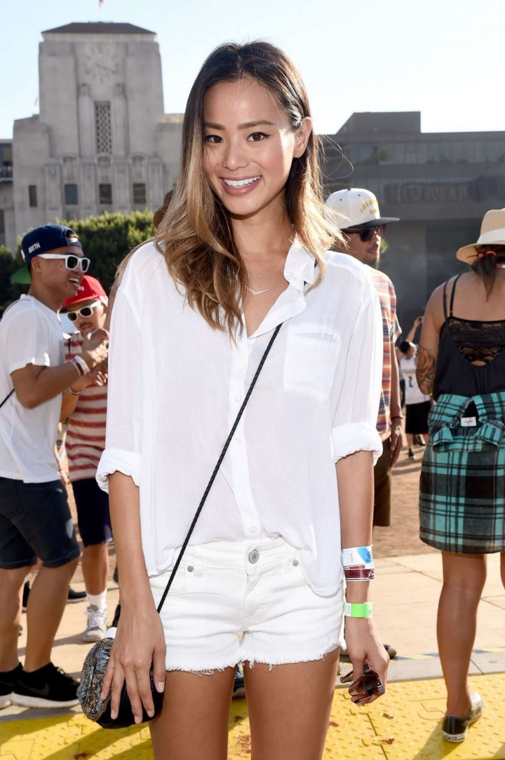Jamie Chung - 2014 Budweiser 'Made In America Festival' Day 2 in Los Angeles