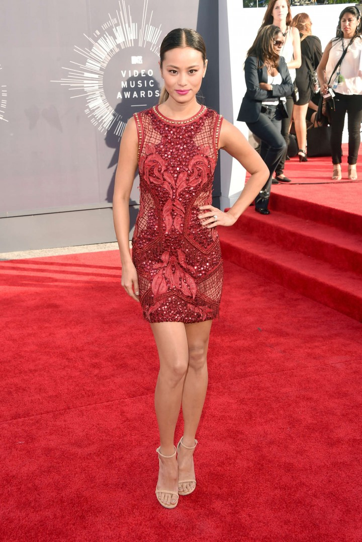 Jamie Chung - MTV Video Music Awards 2014 in Inglewood