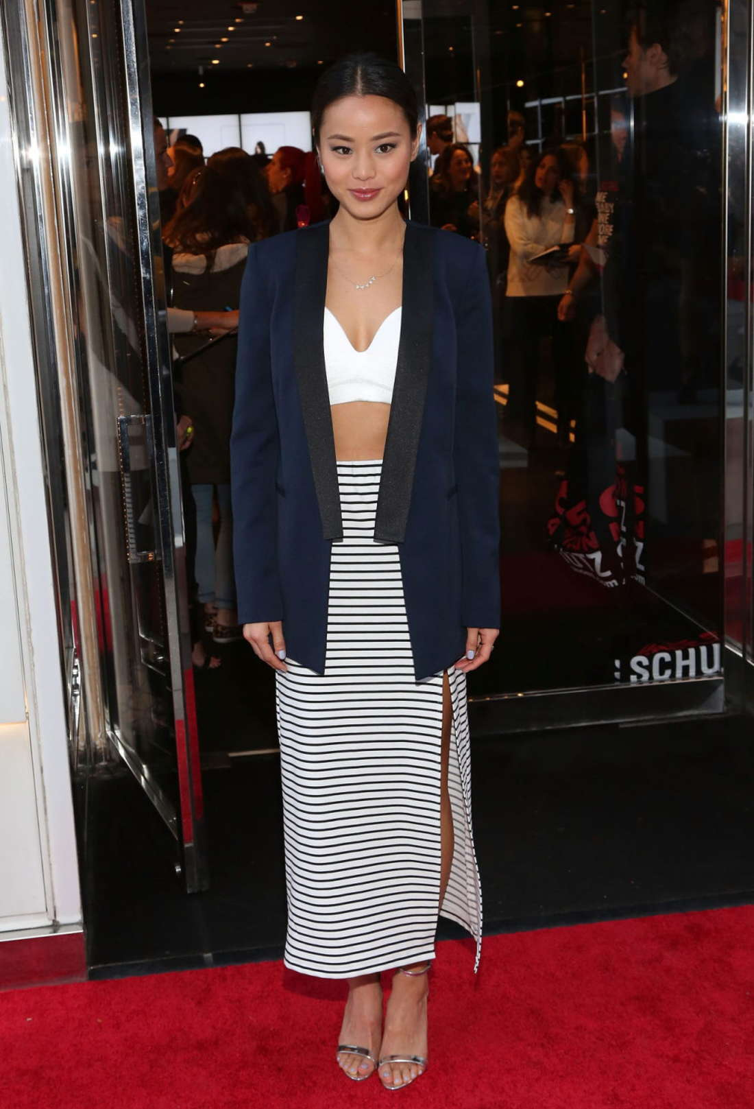 Jamie Chung: Schutz Summer 2014 Collection Launch -09 ...
