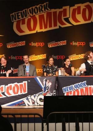 Jamie Chung  - 2014 New York Comic Con -01