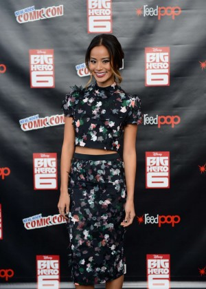 Jamie Chung  - 2014 New York Comic Con in NYC
