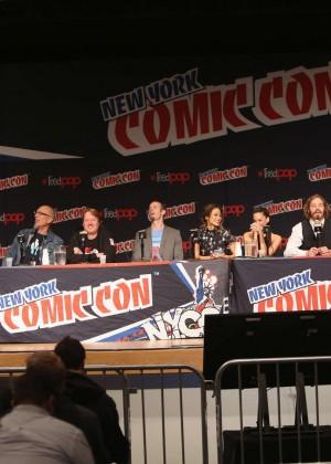 Jamie Chung  - 2014 New York Comic Con -05