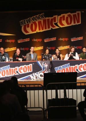 Jamie Chung  - 2014 New York Comic Con -06