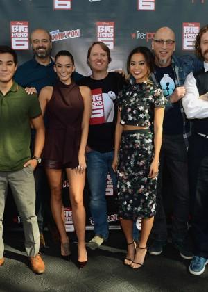 Jamie Chung  - 2014 New York Comic Con -10