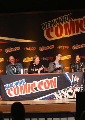 Jamie Chung  - 2014 New York Comic Con -11