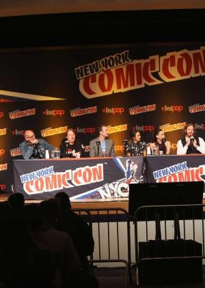 Jamie Chung  - 2014 New York Comic Con -15