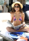 Jamie Chung - Bikini photoshoot in Beverly Hills -14