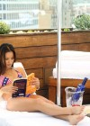 Jamie Chung - Bikini photoshoot in Beverly Hills -28