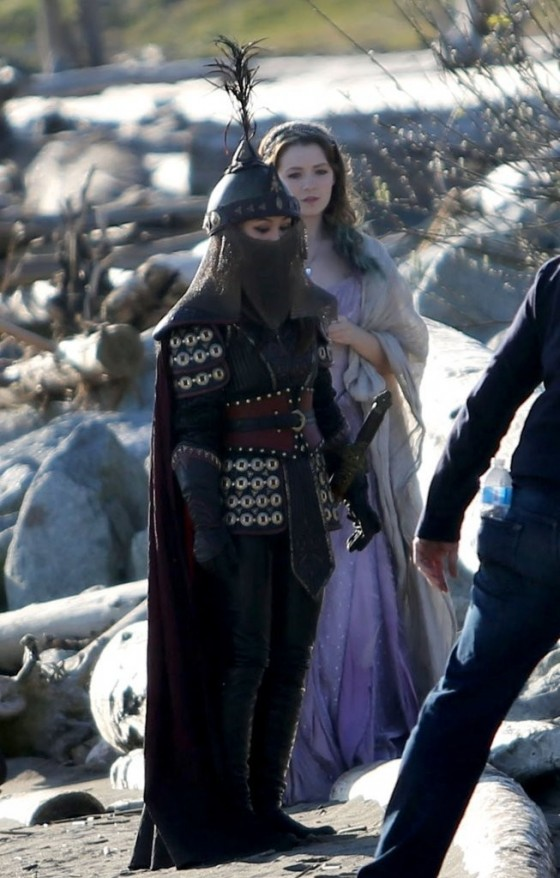 Jamie Chung - Once Upon A Time set -04