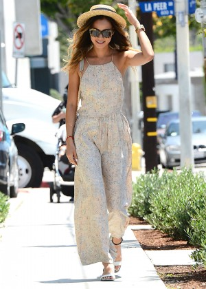 Jamie Chung out in LA -02