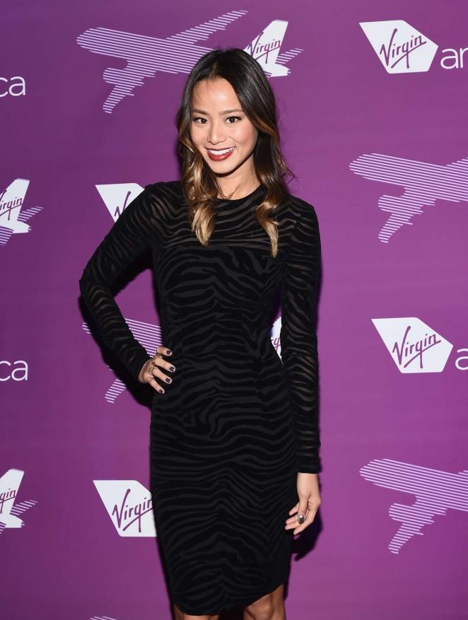 Jamie Chung - Virgin America Dallas Love Field Launch Celebration in Dallas