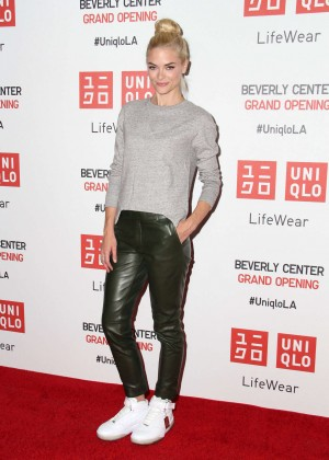 Jamie King - UNIQLO Beverly Center flagship store opening in LA
