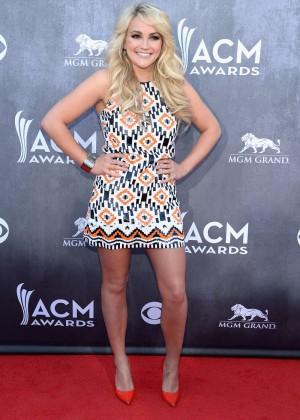 Jamie Lynn Spears: 2014 Academy of Country Music Awards -01