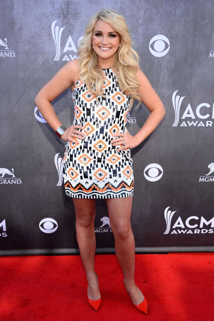 Jamie Lynn Spears: 2014 Academy of Country Music Awards -04