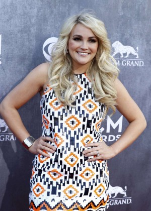 Jamie Lynn Spears: 2014 Academy of Country Music Awards -05
