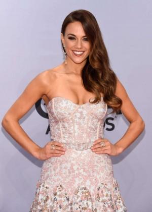 Jana Kramer - 48th Annual CMA Awards in Nashville