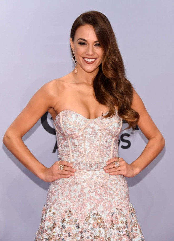 Jana Kramer - 48th Annual CMA Awards in Nashville