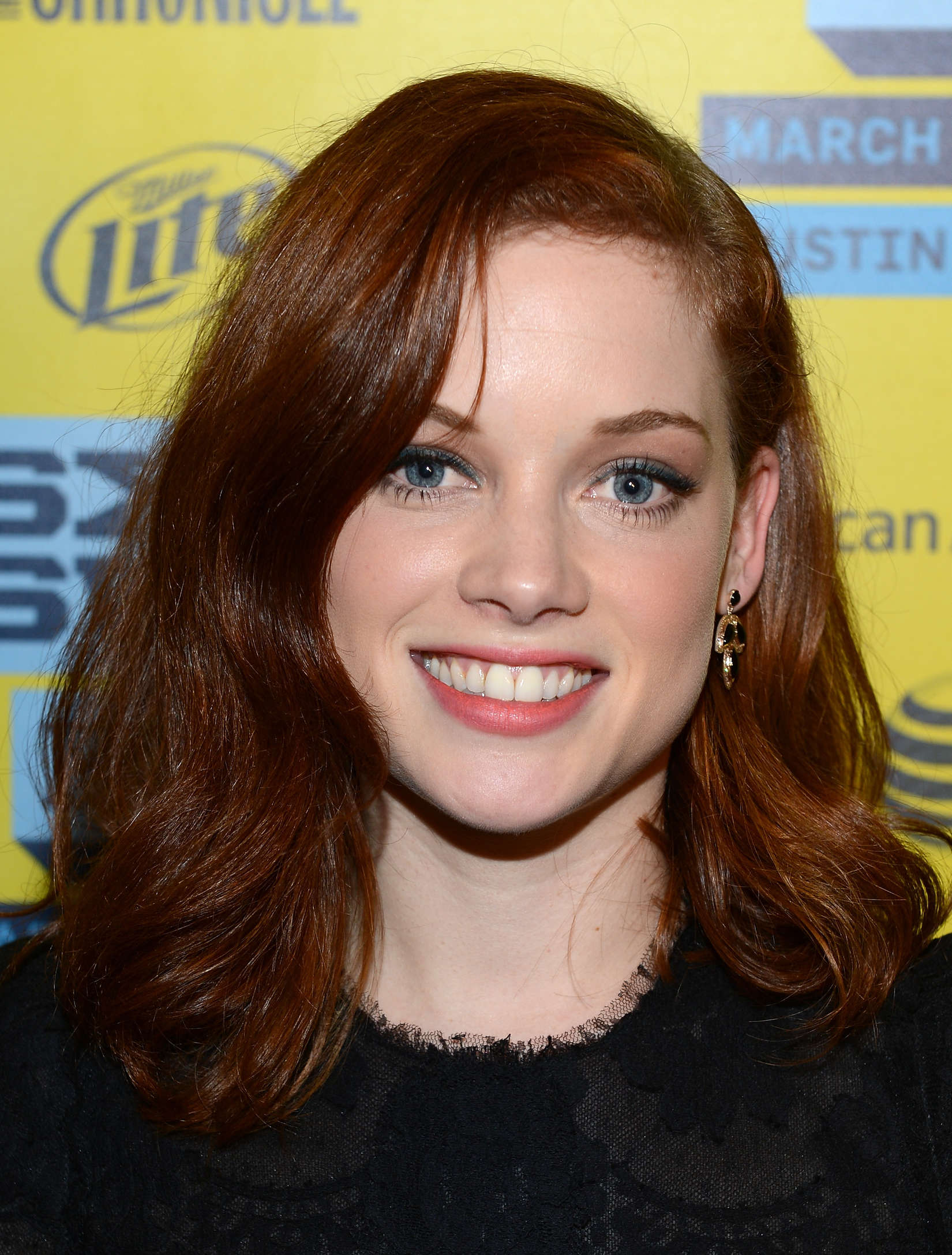 """to post Jane Levy at 2013 SXSW """"Evil Dead"""" screening in Austin"""