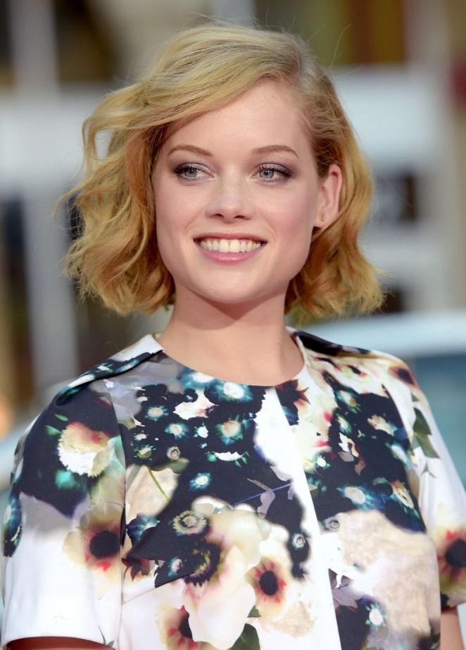 "Jane Levy – ""This Is Where I Leave You"" Premiere in Hollywood"