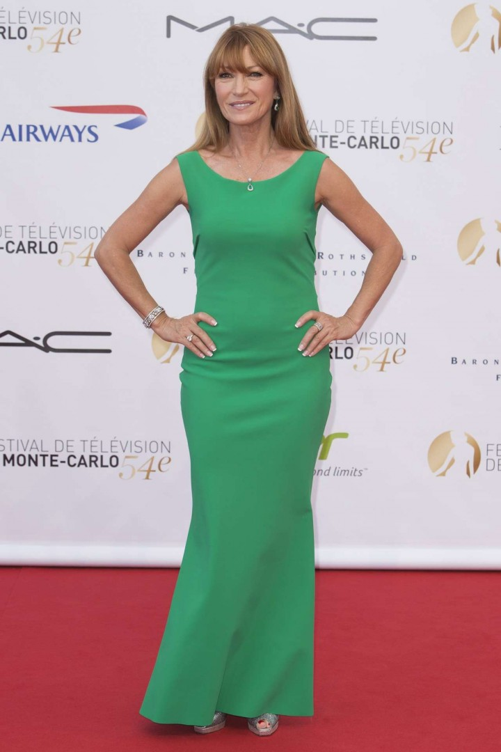 Jane Seymour – 54th Monte Carlo Tv Festival Opening Ceremony