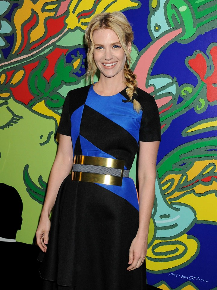 January Jones: Mad Men Season 7 Premiere -21