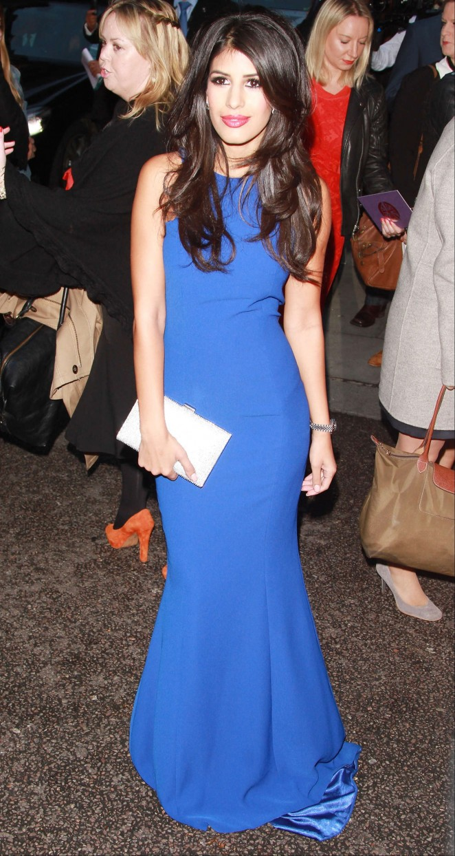 Jasmin Walia: 2014 Pride of Britain Awards -06