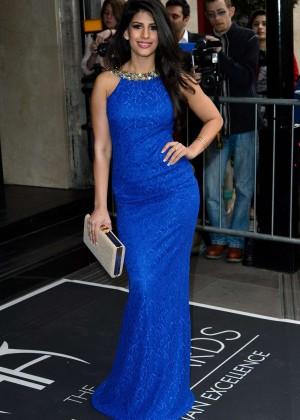 Jasmin Walian: 2014 The Asian Awards -04