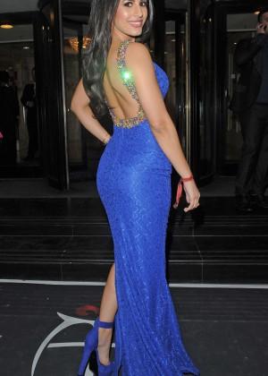 Jasmin Walian: 2014 The Asian Awards -08