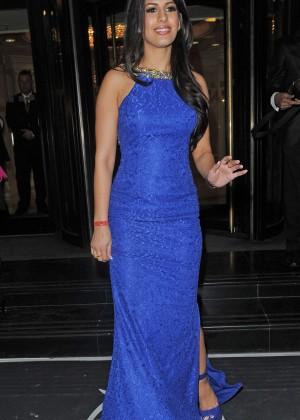 Jasmin Walian: 2014 The Asian Awards -09