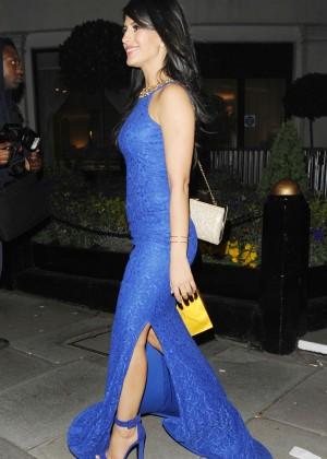Jasmin Walian: 2014 The Asian Awards -11