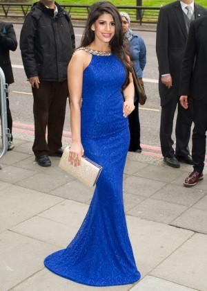 Jasmin Walian: 2014 The Asian Awards -12