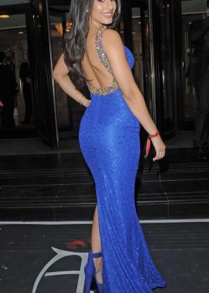 Jasmin Walian: 2014 The Asian Awards -19