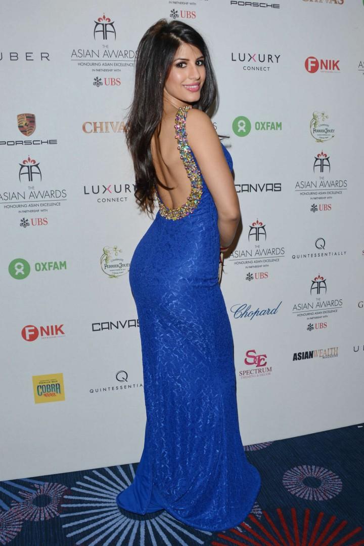 Jasmin Walia – The Asian Awards in London