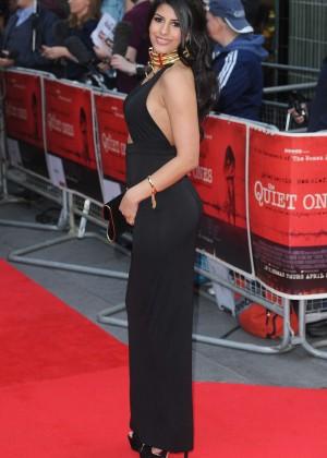 Jasmin Walia: The Quiet Ones UK Premiere -07