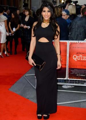 Jasmin Walia: The Quiet Ones UK Premiere -09