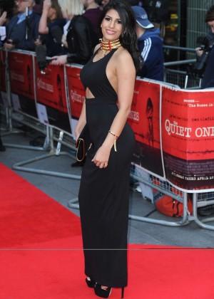 Jasmin Walia: The Quiet Ones UK Premiere -12