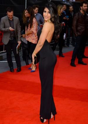 Jasmin Walia: The Quiet Ones UK Premiere -14