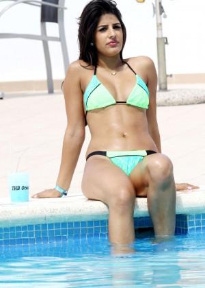 Jasmin Walia in Bikini  -04