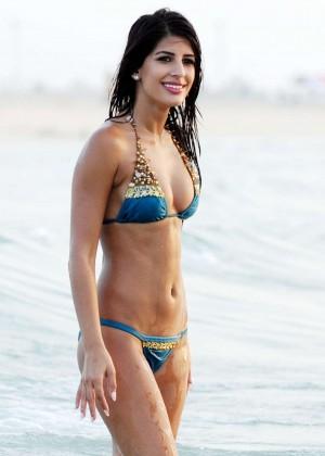 Jasmin Walia in Bikini -02