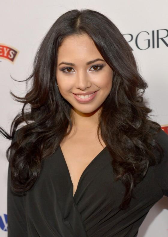 Jasmine Villegas - Latina Magazines and Hollywood Hot List Party  2013 -02