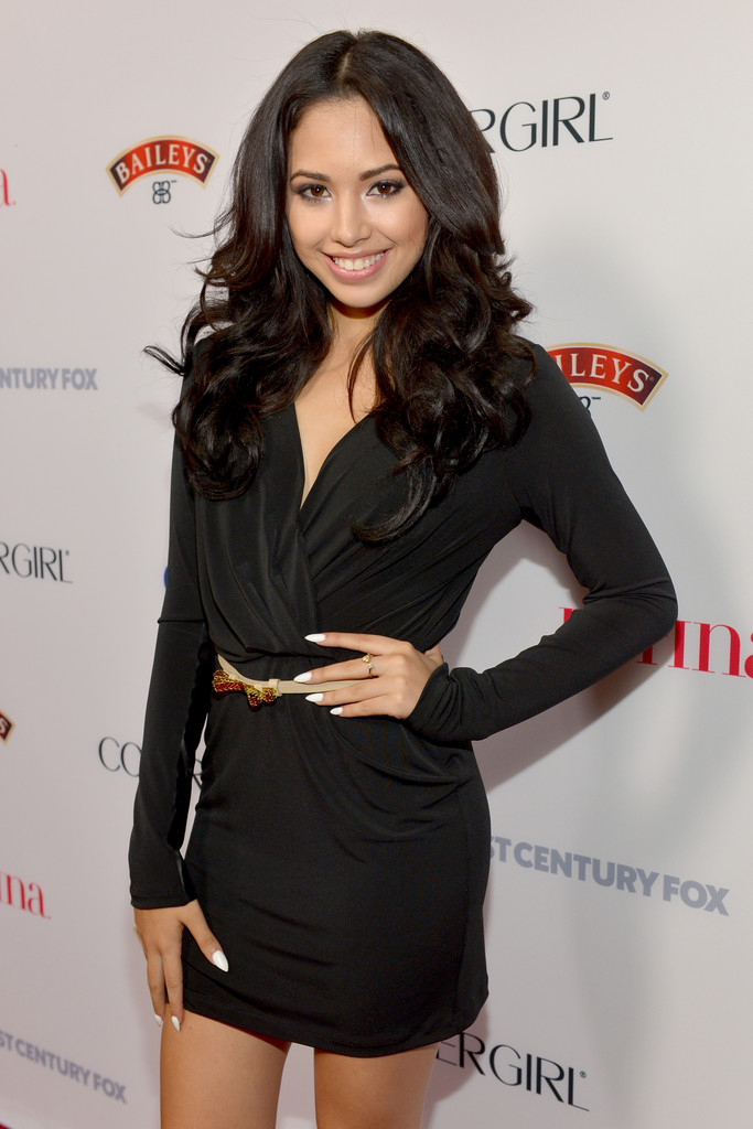 Jasmine Villegas - Latina Magazines and Hollywood Hot List Party ...