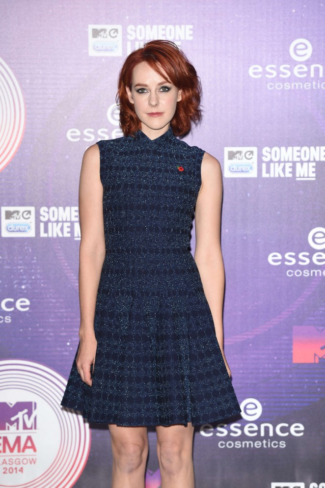 Jena Malone - 2014 MTV Europe Music Awards 2014 in Glasgow