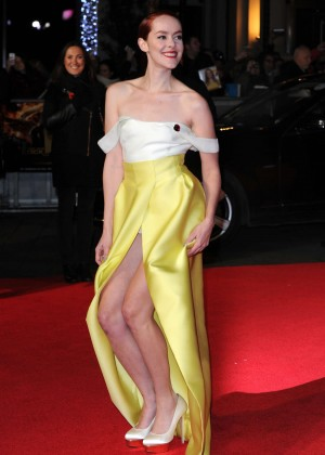 Jena Malone - 'The Hunger Games: Mockingjay Part 1' Premiere in London