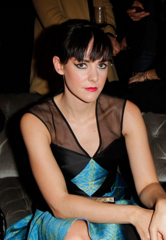 Jena Malone - Dom Perignon & W Magazine Celebrate The Golden Globes in Los Angeles, January 11, 2013