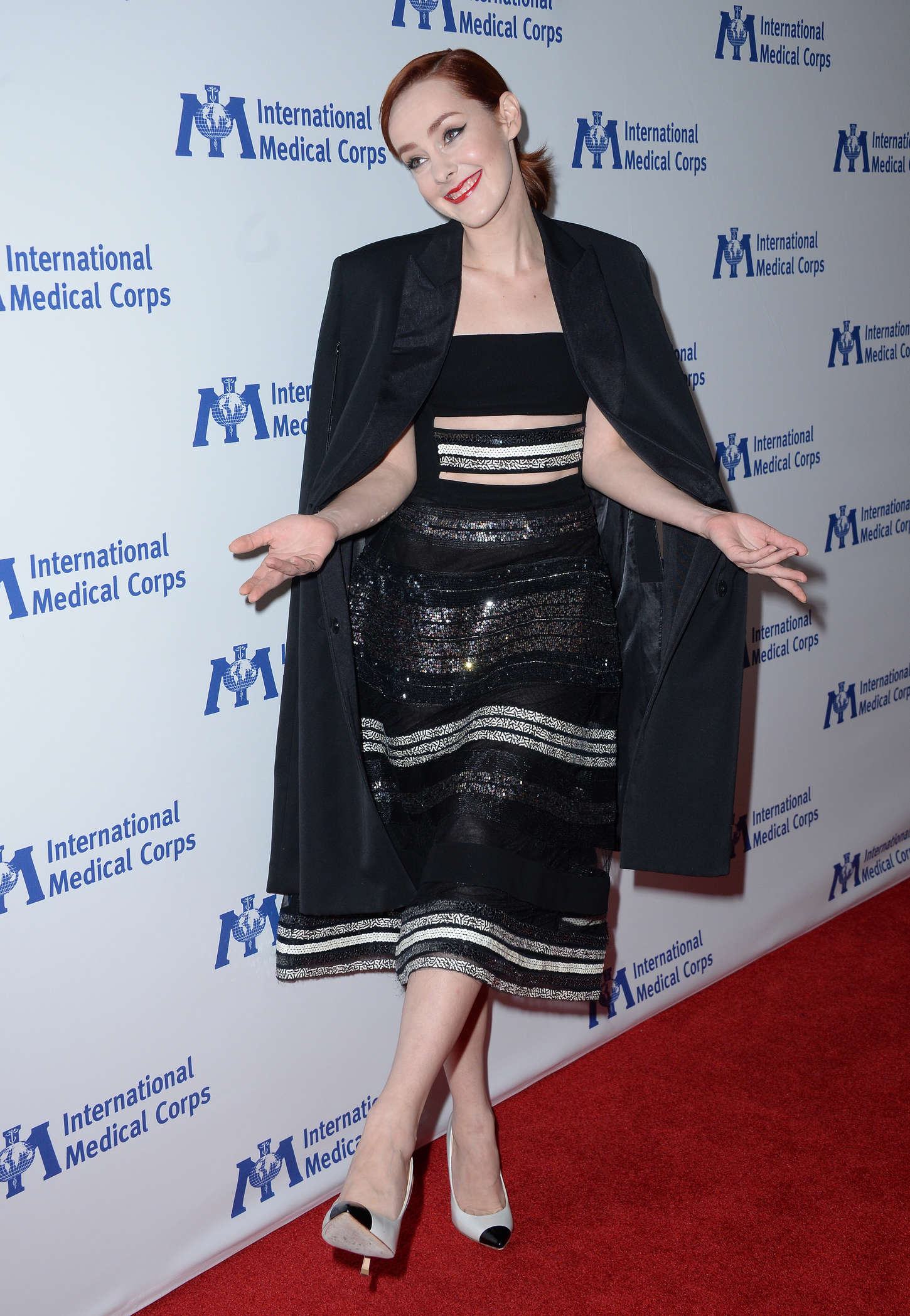 Jena Malone - International Medical Corps' Annual Awards Dinner in Beverly Hills