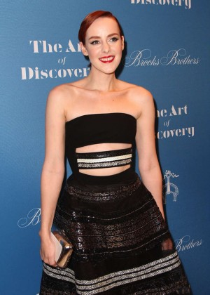 Jena Malone - Jeff Vespa's The Art Of Discovery Book Launch in Beverly Hills
