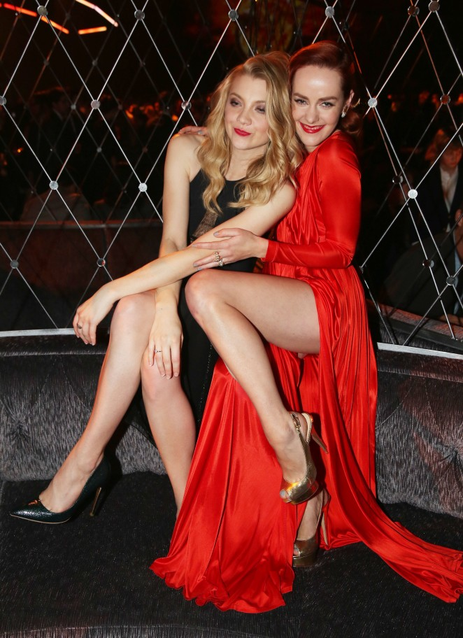 """Jena Malone & Natalie Dormer - """"The Hunger Games: Mockingjay Part 1"""" Premiere After Party in LA"""