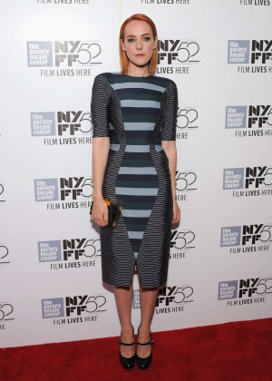 "Jena Malone - Premiere ""Time Out Of Mind"" in NYC"